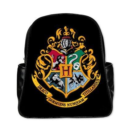angelinana Hogwarts Harry Potter Custom y organizador mochila estudiantes mochila escolar bolsa de viaje: Amazon.es: Electrónica