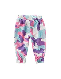 Baby Harem Pants Thin Pants Outdoor Bloomers Summer Pants Kids Linen Pants