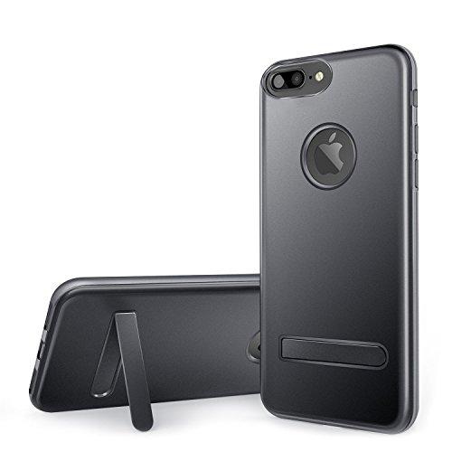 iPhone iVAPO Kickstand Protective Case Black