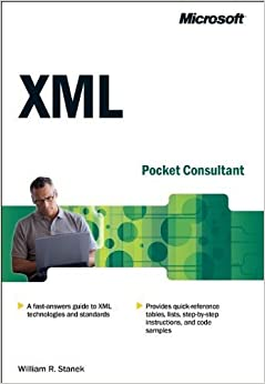 Book XML Pocket Consultant by William R. Stanek (2002-01-22)