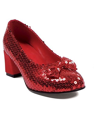 Dorothy Halloween Shoes (Judy Adult Costume Shoes - Size 9)