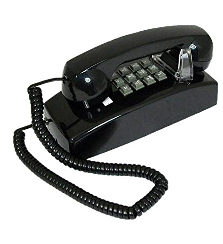 (Cortelco 255400-Vba-20md Wall Phone Valueline Black electronic consumers)