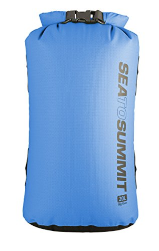 Sea to Summit Big River Dry Bag,Blue,20-Liter