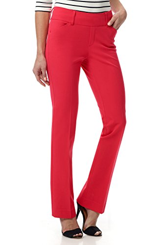 Rekucci Women's Smart Chic Bootcut Pull On Pant in for sale  Delivered anywhere in USA
