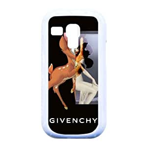 Samsung Galaxy S3 Mini i8190 Cases Cell Phone Case Cover white Givenchy Brand Logo 5T6T918499