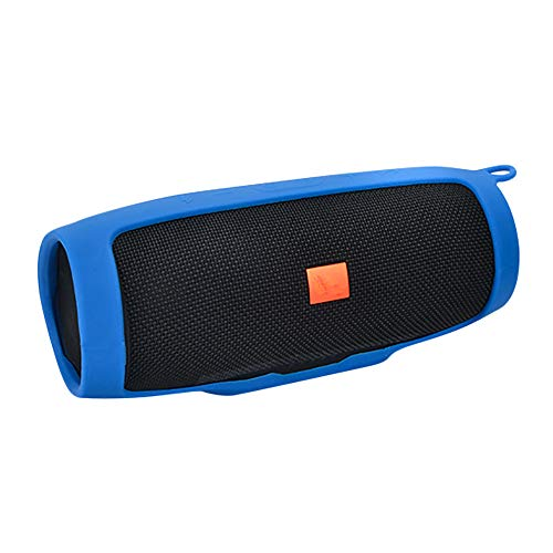 WYP Portable Small Speaker Mini Subwoofer with Diaphragm Card Audio Dustproof Radio,Blue (Classic Mini Best Shock Absorbers)