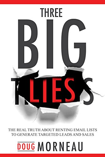Three Big Lies by Doug Morneau ebook deal