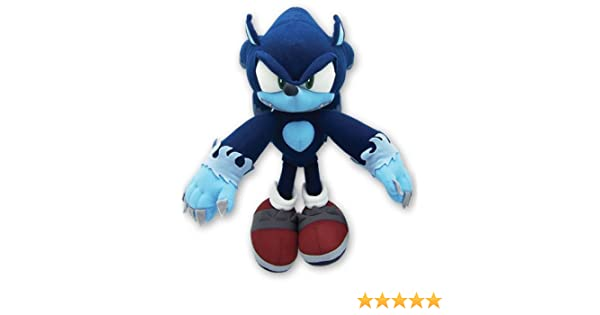 Great Eastern Peluche GE Animation Sonic el Erizo lobo (GE-8919): Amazon.es: Juguetes y juegos