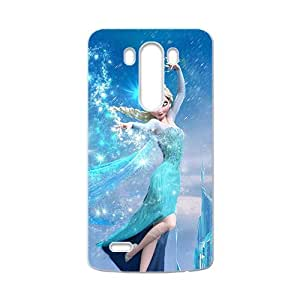 SKULL Charming Frozen beautiful scenery Frozen Cell Phone Case for LG G3