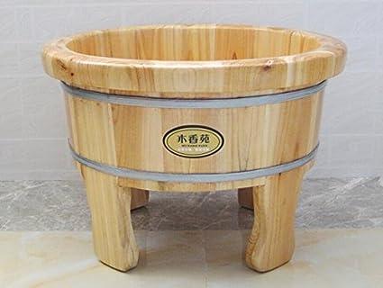 Vasca Da Bagno Altezza Standard : Bacino alti pentole con gambe vasca da bagno in legno per le donne