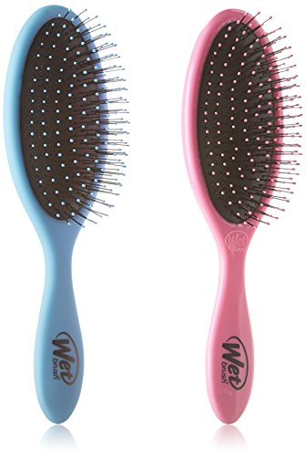 The Wet Brush, Blue & Pink, 2 Piece
