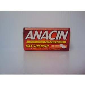 Anacin Aspirin