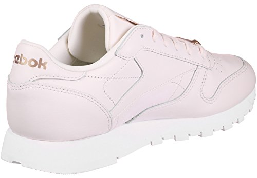 Reebok Classic Leather HW Sneaker Damen 5.5 US - 35.5 EU
