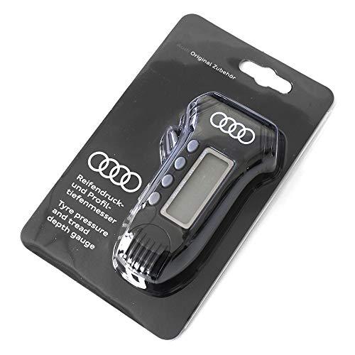 Audi Digital TIRE Pressure and Tread Depth Gauge Genuine Accessories