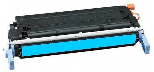 4600 Compatible Cyan Laser Cartridge - 1