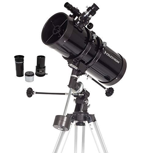 Telescopio Celestron - Powerseeker 127eq - Black