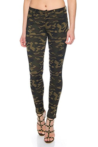 Benk Jeans Army Femme Jeans Benk Jegging rrzqPw