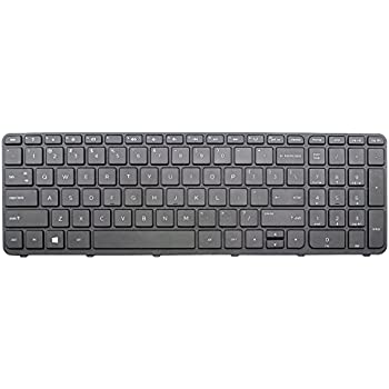 N keyboard W//Frame 776778-001 749658-001 708168-001 F NEW HP Pavilion 15-E G