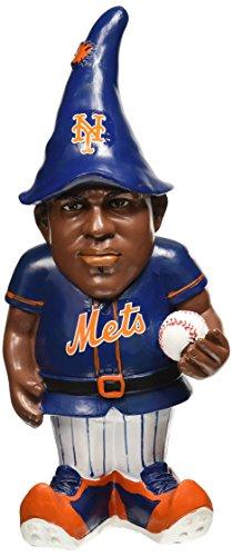 "MLB New York Mets Yoenis Cespedes #52 Resin Player Gnome, 8"", Team Color"