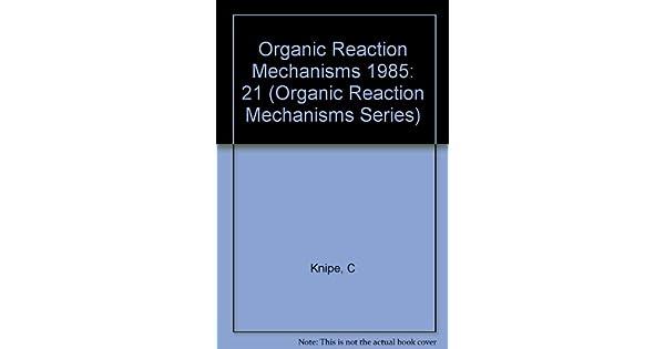Organic Reactions Wiki