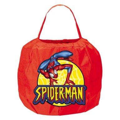 Spider-Man Trick Or Treat Pail Accessory