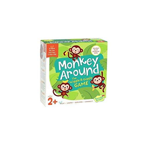 Toddler Monkey (Monkey Around Time for Two)