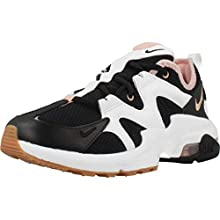 Nike Air MAX Graviton, Zapatillas de Running para Asfalto Mujer, Multicolor (Black/Mtlc Red Bronze/Coral Stardust 004), 40 EU