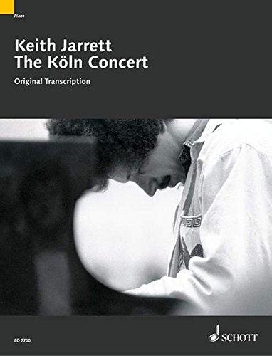 The Koln Concert: Original Transcription