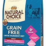 Natural Choice Grain Free 8-Pound Breed Adult Turkey Meal and Potato Formula, Small