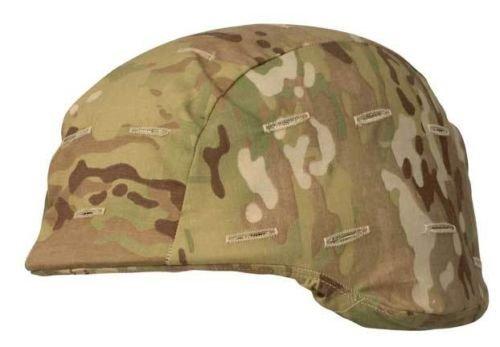 (TRU-SPEC MULTICAM PASGT Kevlar Helmet Cover by Tru-Spec)