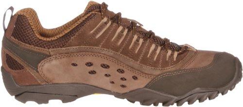Merrell AXIS 2 J15217 - Zapatillas de deporte de cuero para hombre, color beige, talla 47 marrón