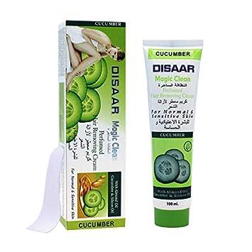 Amazon.com: Cucumber Magic Clean - Crema para eliminar el ...