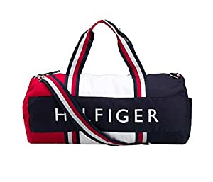 Tommy Hilfiger - Bolsa de viaje azul marino 55 x 30 x 30cm