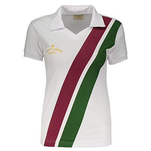 Camisa Fluminense Retrô 1908 Feminina