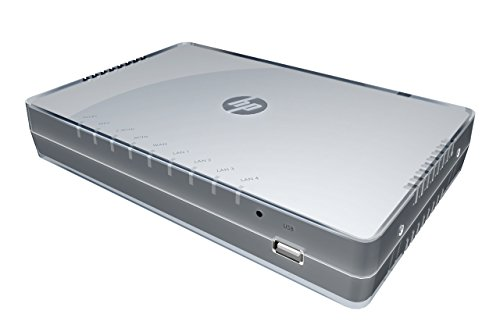 HP J9974A HP R110 802.11n Wireless VPN Router with 4-port Gigabit Switch Dual Band