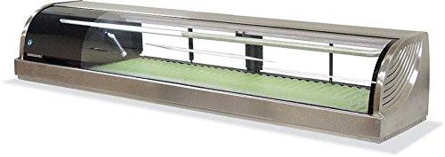 """Hoshizaki HNC-180BA-L-S 71"""" Countertop Refrigerated Displ..."""