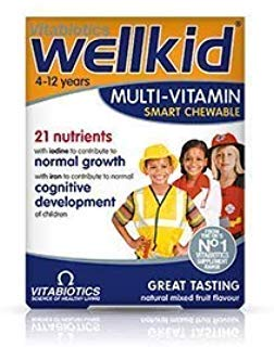 Wellkid Smart Chewable 30 Tabs