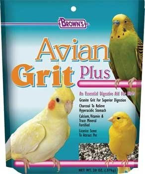 41jOsHvbSAL - F.M. Brown`s Sons, Inc. Avian Grit Premium Bird Gravel 20 Oz