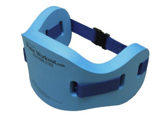 Water Aerobics Jog Belt Flotation Aqua Jogger for Deep Wa...