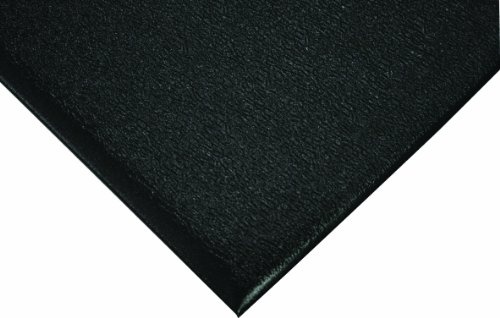 (Wearwell PVC 427 SoftStep Light Duty Anti-Fatigue Mat, for Dry Areas, 3' Width x 60' Length x 3/8