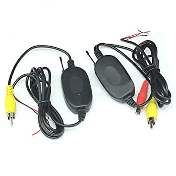 MVPOWER Funk Transmitter für Rückfahrkamera: Amazon.de: Elektronik