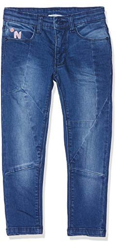 Niñas Traverse para C300 Noppies Bleu Vaqueros Jeans Mid Skinny G Azul qqBYF