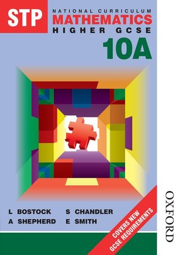 Download Stp National Curriculum Mathematics 10a Pupil Book (Stp Maths) (Bk.10A) PDF