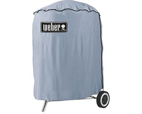Weber Holzkohlegrill 47 Cm : Weber abdeckhaube standard für bbq cm amazon garten