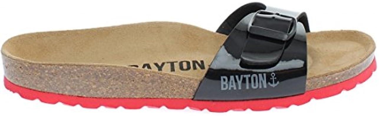 Bayton TongsSandales Zephyr Vernis Noir Taille 35