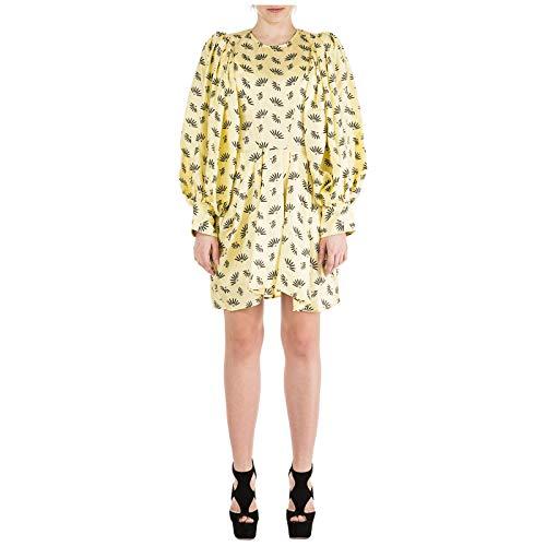 Isabel Marant Women Mini Dress Reone Giallo 8 US ()