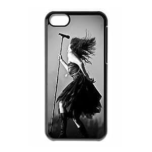 iPhone 5C Phone Case Within Temptation F5K7635