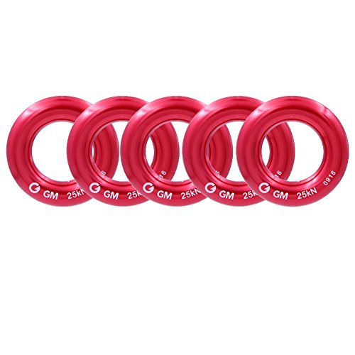 gm-climbing-rappel-ring-connector-small-red-pack-of-5pcs