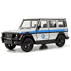 Jada 97076 1/32 Scale Jurassic World Mercedes-Benz G-Class 4X4 Diecast Toy Car