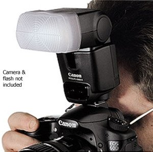 Kaavie - Eyelead Flash diffuser for Canon 580EX II or Sony F58AM